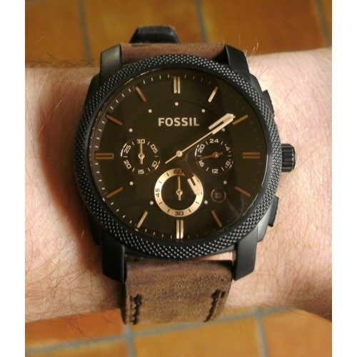 FOSSIL Gents Machine Chronograph FS4656