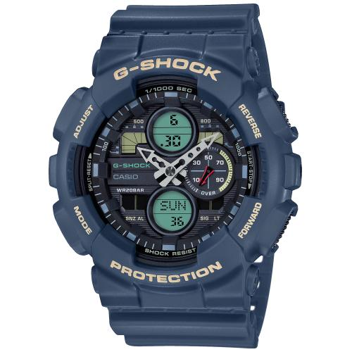 CASIO G-SHOCK GA-140-2A